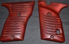 Lorcin L380, L32, -50L, -50R Pistol Grips super russet plastic