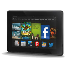 Amazon Kindle Fire HD 8GB, Wi-Fi, 7in - Black 2013 Tablet Very Good Condition