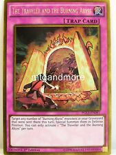 Yu-Gi-Oh - 1x The Traveler and the Burning Abyss - PGL3 - Premium Gold Serie 3