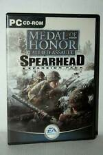 MEDAL OF HONOR ALLIED ASSAULT SPEARHEAD EXPANSION PC CDROM VER ITA DM1 41369