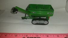 1/64 ERTL custom John deere Frontier gc1108 bu grain cart with tracks farm toy