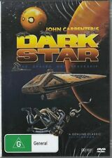 DARK STAR - JOHN CARPENTER - CLASSIC SCI-FI - NEW & SEALED DVD