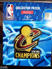 Official Licensed Cleveland Cavaliers 2016 NBA Championship Iron or Sew On Patch