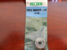 *NEW;  RCBS Shell Holder #48;  99248;  338 Norma Magnum