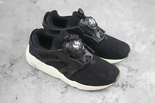 PUMA DISC BLAZE FELT - UK 9.5 - Trinomic Trainers black ronnie fieg 358820 03