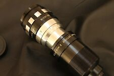 Sankor Anamorphic  16C  w/  2 inch Optimar 1,4 ,  very clean