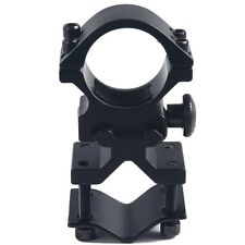Type Scope Flashlight Barrel & Picatinny Rail Mount for SureFire Light Universal