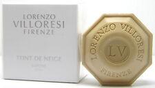 Lorenzo Villoresi Firenze Teint de Neige Soap / Seife 100 g Neu OVP