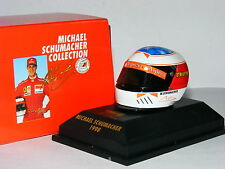 Minichamps 510386801 Michael Schumacher 1998 Bell Race Helmet 1/8th