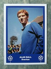 EVERTON - ALAN BALL - RETRO FATHERS DAY 'FOOTBALL CARD' / GIFT TAG