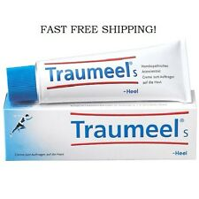 Traumeel S 50g Pain Relief Analgesic Anti-Inflammatory Homeopathic Ointment