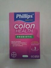 Phillips ®Colon Health ® Daily Probiotic For Overall Digestive Health 60 Caps