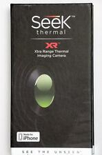 New Seek Thermal Imaging Camera XR Extended Range for iPhone iOS (LT-AAA)