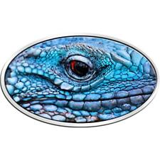 Niue 2012 2$ BLUE IGUANA XL Ultra High Relief 1oz Silver Coin LIMITED!!!