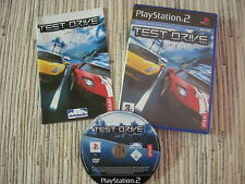 PLAYSTATION 2 PS 2 TEST DRIVE UNLIMITED