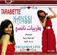 Arabische Musik-Nancy Ajram- Tarabiette