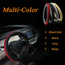 New Sport Styling Auto Car Steering Wheel Cover 4 Color Design Car Accessories