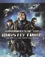 Chronicles of the Ghostly Tribe (Blu-ray Disc, 2016)
