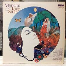 EXC LP~HENRY MANCINI~Love Story (Plays The Theme From)~{BUY 1 GET 5 FREE}
