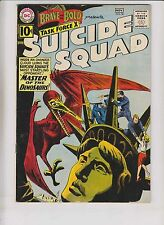 Brave and the Bold #38 FN- november 1961 - suicide squad - statue of liberty