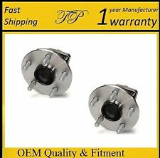 Rear Wheel Hub Bearing Assembly for Toyota COROLLA (FWD, NON-ABS) 2003-2008 PAIR