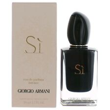 Si Perfume by Giorgio Armani, 1.7 oz EDP Intense Spray for Women NEW
