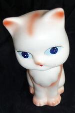 Moralista Cat-vintage squeaky squeeze giocattolo-Old negozio stock