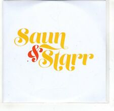 (GR159) Saun & Starr, Big Wheel - DJ CD
