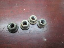 YFS 200S YAMAHA BLASTER 2006 CYLINDER MOUNTING NUTS