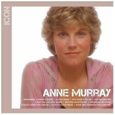 Icon by Anne Murray (CD, 2013, Capitol)