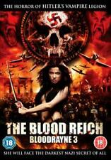THE BLOOD REICH - BLOODRAYNE 3 - DVD - REGION 2 UK