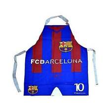 Barcelona Fc Official Kitchen Chef Kit Cooking Apron - Gifts & Gadgets