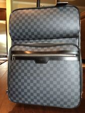 Louis Vuitton Damier Graphite Canvas Pegase 55 Business Nm BRAND NEW COMPLETE !!