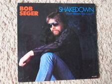 BOB SEGER SHAKEDOWN FROM BEVERLY HILLS COP II 45 RPM RECORD SLEEVE ONLY