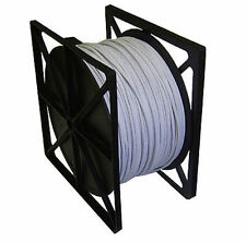 Red LAN Cable Cat6 Trenzado U/UTP LSOH Chaqueta Blanco 305m Cobre Puro HQ