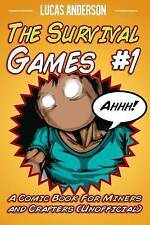 The Survival Games #1 Comic Book for Miners Crafters (Unofficial) by Anderson Lu