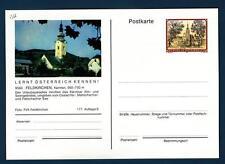 AUSTRIA - Cart. Post. - 1984 - 3.50 S - 9560 Feldkirchen,  Kärnten