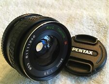 RMC TOKINA 28mm 1:2.8 WIDE ANGLE LENS PENTAX K MOUNT in EXCELLENT CONDITION