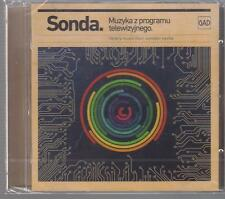 SONDA MUZYKA Z PROGRAMU TV LIBRARY MUSIC SONOTON VAULTS MIKE VICKERS LIMITED 500