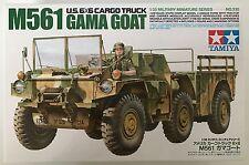 Tamiya 35330 M561 Gama Goat U.S. 6x6 Cargo Truck 1/35 Model Kit NIB