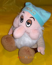 "Peluche Plush - DISNEY Pisolo Sleepy Schlafmütz 40 cm.15"" Italiano - USED CP"