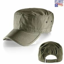 ATLANTIS Cappello ARMY cappellino OLIVA cap SOFT AIR