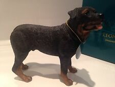 Rottweiler Ornament Gift Figure Figurine *New in box*