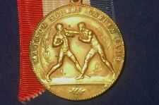 """Madison Square Garden """" First World Champions Winner""""  Boxing Medal 1922 -"""