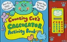 Counting Cats Calculator Activity Book