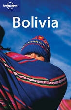 Dean Nystrom, Andrew Bolivia (Lonely Planet Country Guides) Very Good Book