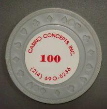 Las Vegas Entertainment Centers  100  Parties, Casino Concepts Inc.