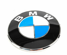 BMW 1 3 5 7 Z3 Z4 X1 3 5 E30 36 46 Series Badge Emblem Logo Bonnet Front 82mm