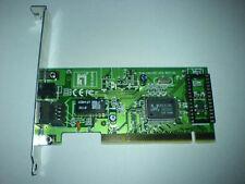 Netzwerkkarte NIC Realtek RTL8139C PCI 100 Mbit fast Et