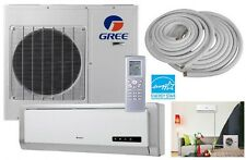 GREE 9000 BTU Mini Split Air Conditioner Heat Pump SEER 23 ENERGY STAR